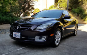 2010 Mazda 6 GT Manual, Loaded, 59000km, One Owner, No Accidents