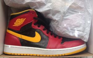 "Air Jordan 1 Retro ""Highlight Reel"" Size 9.5"