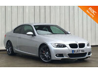 BMW 325 2.5 2007MY i M Sport COUPE Finance Available Part Exchange Welcome