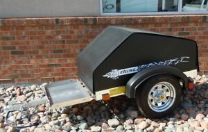 2008 Mini Rolling Jack Motorcycle Trailer