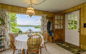 Maison Lac Memphré à partir de $600/sem