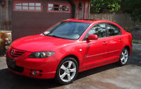 2004  Mazda3 MUST SELL