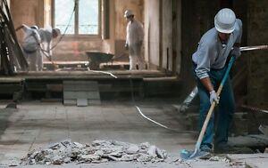 offre mes service  démolition rénovation inc