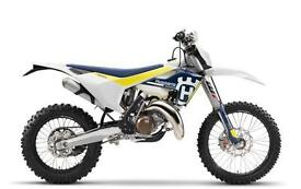 2017 HUSQVARNA TX125   ALL NEW!   AVAILABLE AUGUST 2016   PRE ORDER NOW!