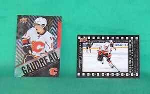 Johnny Gaudreau    Base Card #62  2015-16 Tim Hortons Upper Deck