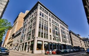 **Fully Furnished** Heart of Old Montreal
