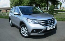 Honda CR-V 2.2i-DTEC Diesel Manual 150hp 4X4 SE