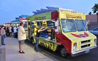 Food Truck for a 1 day event.