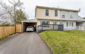 Unbeatable Price! Character 3 Br, 2 Wr, Renovated Semi-Detached