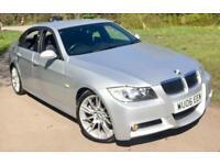 BMW 330 3.0TD 231BHP**M-SPORT Edition Diesel**2Owners,Satnav,FSH!**
