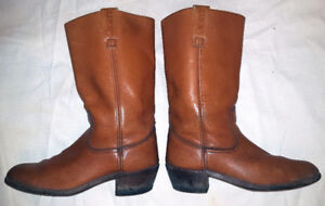 SANCHO WESTERN BOOTS - BOTTES WESTERN