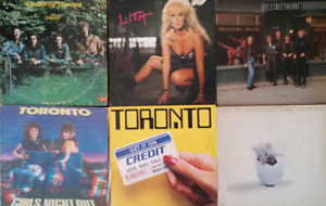 Record LP Lot