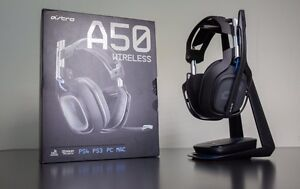 Astro A50 - LIKE NEW