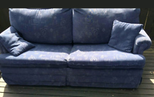 Couch/sofa loveseat and chair-excellent condition-$250