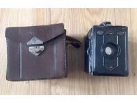 Vintage Zeiss Ikon Box Tengor 54/2 Camera