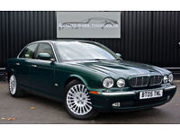2006 MY Jaguar XJ 2.7 TDVi Sovereign Diesel *Jag Racing Green + High Spec*