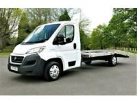 2017 Fiat Ducato 35 CC SR MULTIJET 160HP II RECOVERY TRUCK Chassis Cab Diesel M