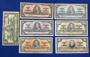 Old Canadian and World Banknotes WANTED! London Ontario image 5