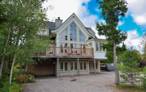 Mont-Tremblant Chalet located on the Resort!!