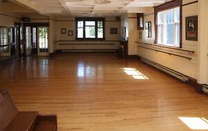 Open Studio Space for Rent