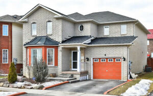 Very Attractive 3 Bedroom Detached Home, Bsmt W/Living Area!