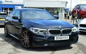 image for 2018 BMW 5 Series 530d xDrive M Sport 4dr Auto Saloon Saloon Diesel Automatic