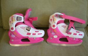 child skates, girl