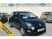 2012 12 RENAULT TWINGO 1.1 DYNAMIQUE * BLACK * IDEAL FIRST CAR * VERY NICE CAR *