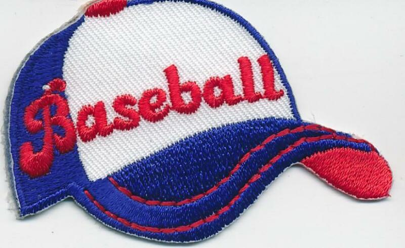 Boy Girl Cub BASEBALL CAP Game stadium Fun Patches Crests Badges GUIDE SCOUT