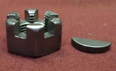 New Single Maytag Gas Engine Model 92 Crankshaft Nut Key Single Cylinder