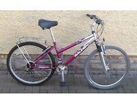 "Bike/Bicycle.LADIES RALEIGH "" MINX "" MOUNTAIN BIKE"