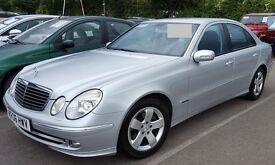 Mercedes E280 3.0CDI Avant Garde LOW MILES!