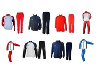 Wholesale & Job Lots 250 x Mizuno Assorted Tracksuits Brand New