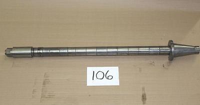 1-14 X 30 50-taper Horizontal Milling Arbor