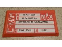 C Map NT Dartmouth to Southampton