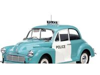 Wanted ! Top police light for met police Morris Minor 1970