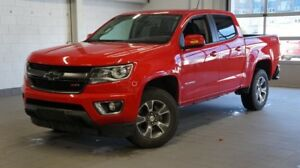 2017 CHEVROLET COLORADO 4WD CREW CAB Z71