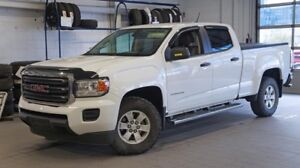 2016 GMC CANYON 2WD CREW CAB