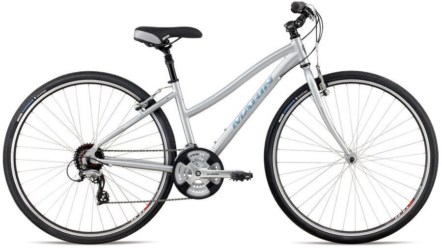 BICYCLE LADIES SILVER COLOUR MERLIN FOR SALE