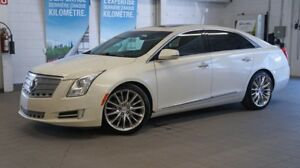 2014 CADILLAC XTS SEDAN AWD PLATINUM