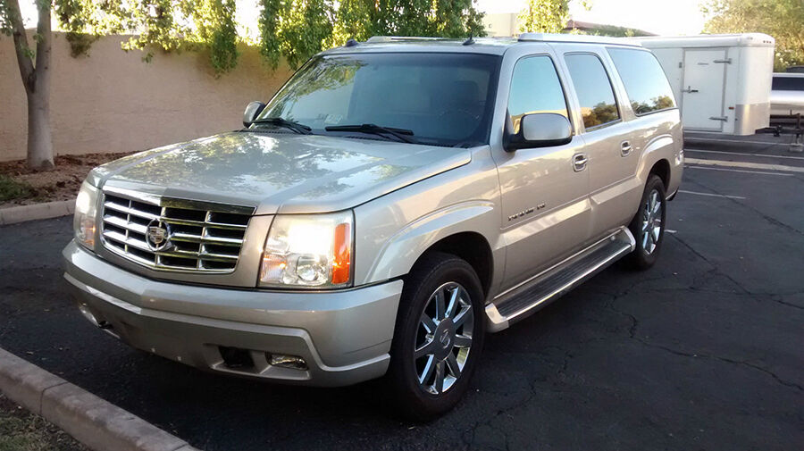 Top 9 Cadillac Escalade Platinum Passenger Features  eBay