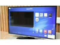 "40"" JVC SMART LED FHD TV WIFI FREEVIEW HDMI & USB WITH REMOTE CAN DELIVER"