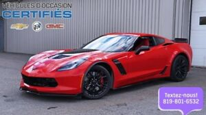 2019 Chevrolet CORVETTE COUPÉ STINGRAY Z06 !!! Z06 !!!