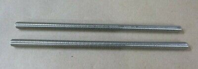 2pc. 38-16 X 8-12 Stainless Steel Continuous Threaded Rod Studs