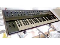Korg Poly Six analogue synthesizer