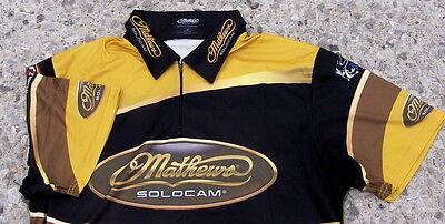 Mathews Shooter Shirt Men's Size Extra Large