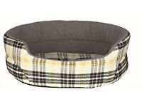 Trixie 37023 Lucky Dog Bed Basket 65cm x 55cm New