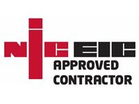 NICEIC Approved electrical contractor.Installation, certification, fault finding, emergency callouts