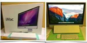 Apple iMac 27 inch 1TB 3.06Ghz Intel Core 2 with box Redland Bay Redland Area Preview