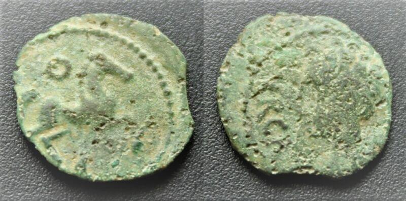 ARVERNES, Bronze VERCA, RR